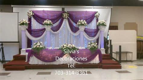 imagenes de altares de novenarios con papel silvia s decoraciones youtube