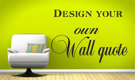 wallpaper design your own make your own wall stickers peenmedia com