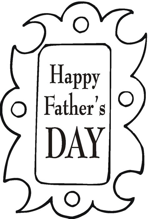 printable coloring pages for father s day fathers day card coloring pages free large images