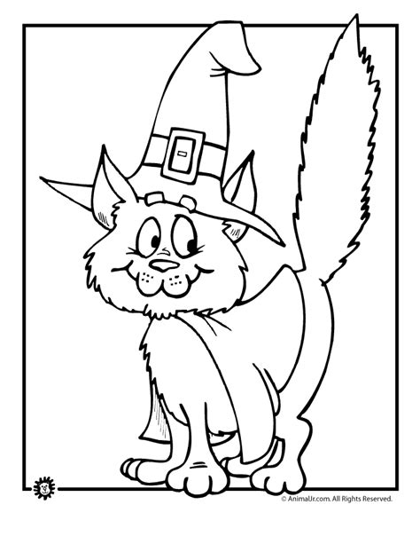 black cat coloring pages black cat coloring page coloring home