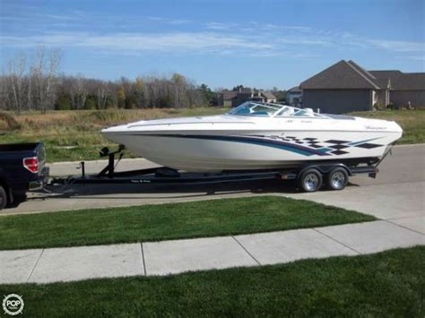 powerquest boats for sale in michigan 1998 used powerquest 270 laser high performance boat for