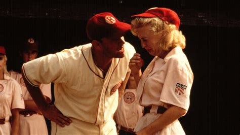 No Tears On Their Own Mashup by 10 Things You Didn T About A League Of Their Own Ifc