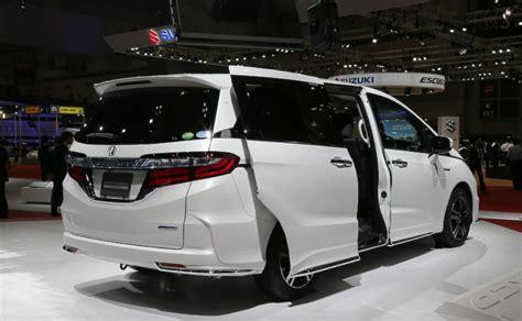 Honda Odyssey Hybrid 2020 by 2020 Honda Odyssey Hybrid Change Price Release Date