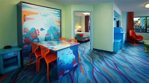 All Star Music Family Suite Floor Plan by Disney S Art Of Animation Resort The Magic For Less Travel