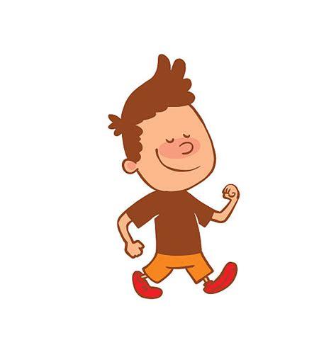 Walking Boy Clipart clipart boy walking clipground