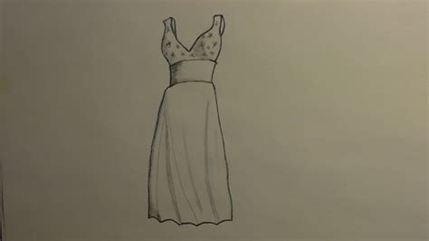 design dress step by step how to draw a prom dress step 6 how to draw faster