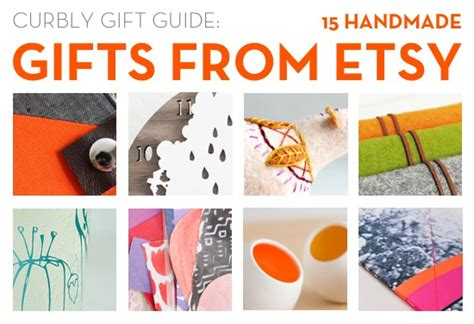 Cool Handmade Gifts - gift guide 15 unique handmade gifts from etsy 187 curbly