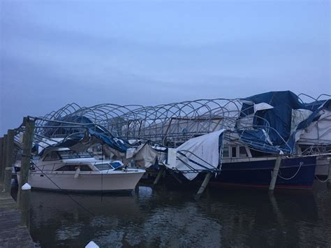 boat canvas repair cape coral fl eisenglass company in the dc area tornado damage rinker