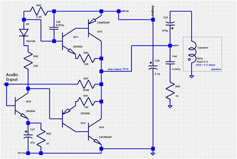 lifier circuit with capacitor purpose of capacitor in audio lifier circuit electrical engineering stack exchange