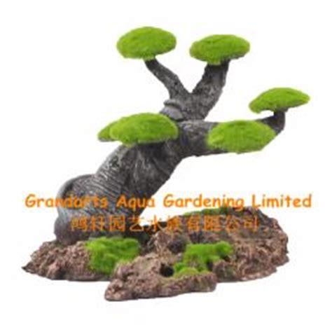 Akar Moss Bonsai By Aqua City decorating tree stumps decorating tree stumps