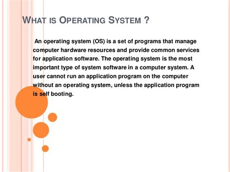 what s the android operating system what is operating system