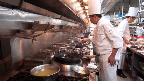 in the kitchen at shang palace at kowloon shangri la in