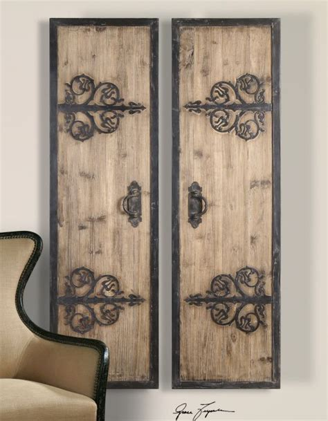 wrought iron and wood wall decor 1000 ideas about wrought iron wall decor on