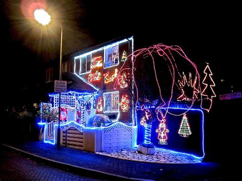 bright house christmas music channel in pictures superb christmas decorations in south london londonist