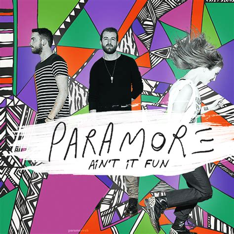 Aint It Fun Paramore | kumpulan lirik lagu ain t it fun lyrics paramore