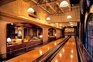 30 suggestions for home installed bowling alley lanes
