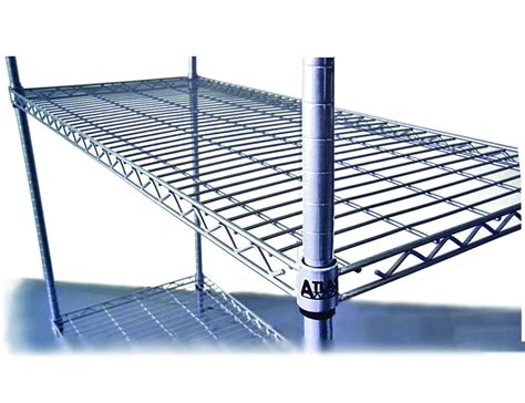 5 Shelf Wire Rack by Food Service Machinery 5 Shelf Wire Shelving Kits