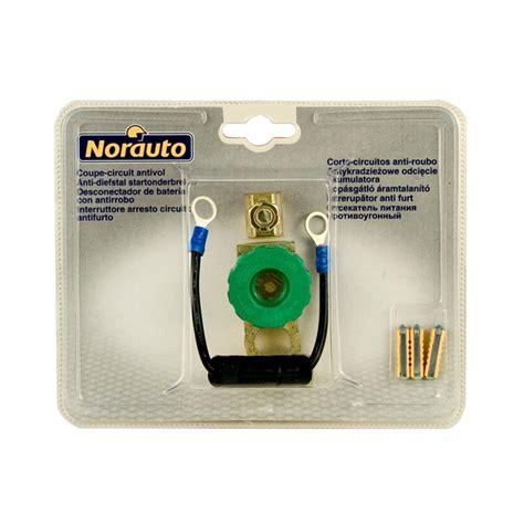 coupe batterie antivol norauto fr