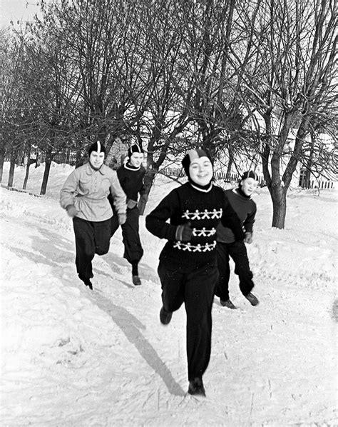 15 fotos do mais clássico inverno soviético - Russia Beyond BR