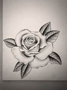 black and grey rose by mike attack instagram mikeattack