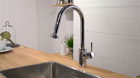 Kitchen Pull Out Faucet hansgrohe talis s2 variarc kitchen mixer with pull out