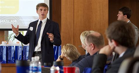 Utk Pro Mba by Pepsico Sponsors Haslam Supply Chain Competition