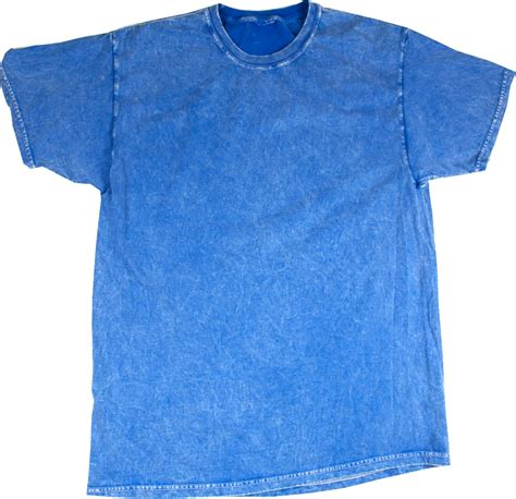 blue vintage mineral wash t shirt tie dye space