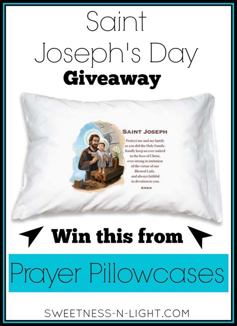 This Is Lit Giveaway by Joseph S Day Giveaway Prayer Pillowcases