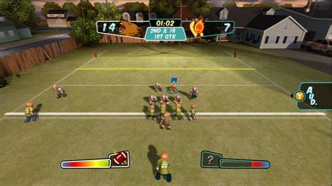 nfl backyard football backyard football prepare for battle youtube