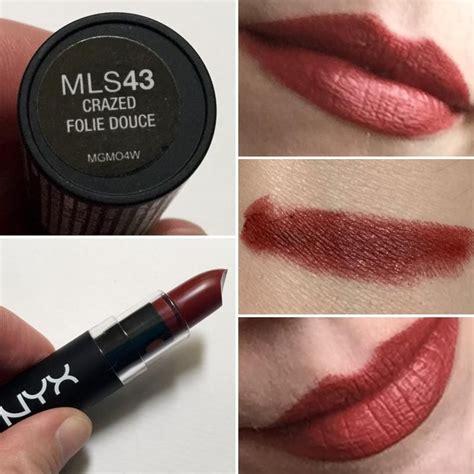 Normal Lipstik Nyx matte lipstick matte lipstick price 6 00 makeup matte
