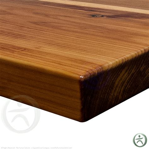 solid wood desk top whitevan