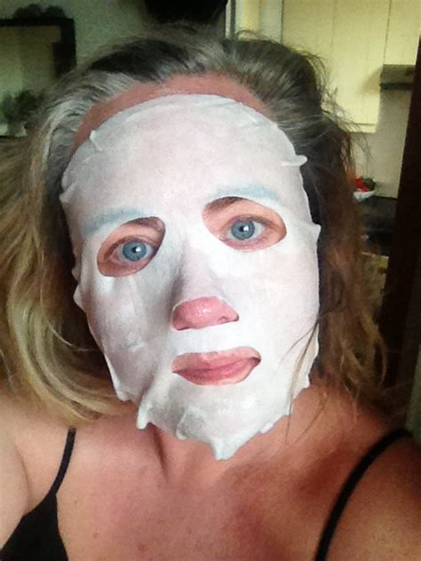 Masker Olay the mask that is an actual mask olay total effects