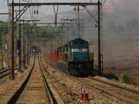 indian railways worlds 2nd railway network in india