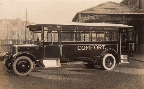 comfort bus gibson brothers of barlestone comfort buses 1922 to 1940