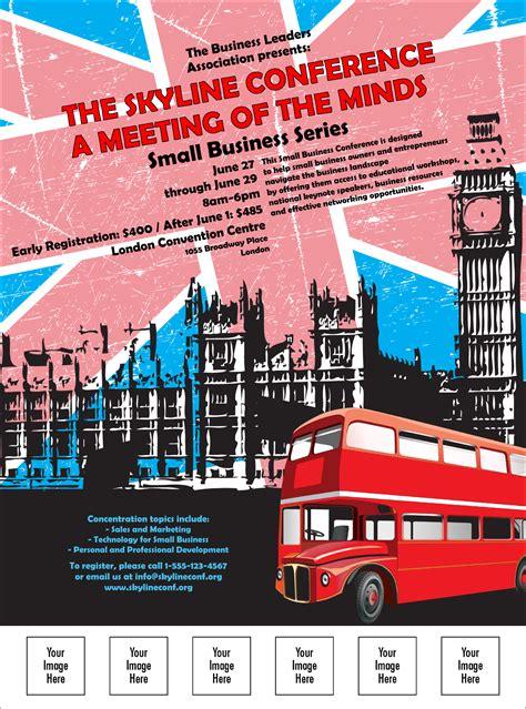 Flyer Design London | london flyer