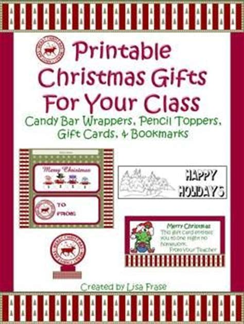 1000 images about christmas class gifts on pinterest