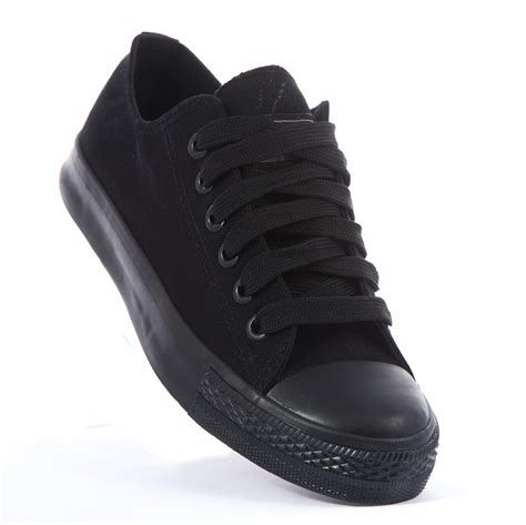 school sneakers s low top sneakers canvas shoes casual lace up