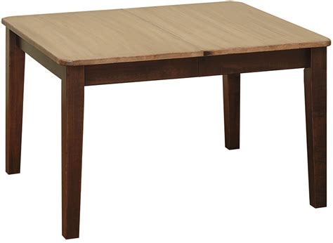 Extension Table by Extension Table