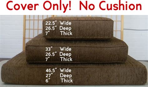 couch cushion cover replacement great replacement couch cushion covers 42 in sofas and
