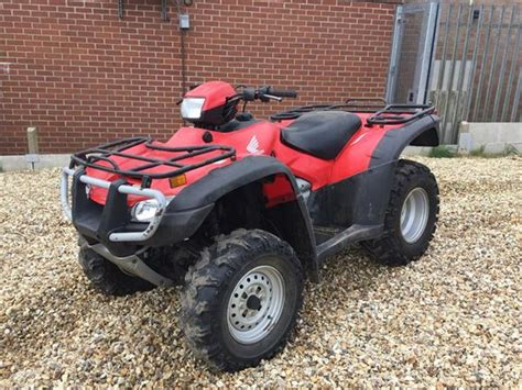 Honda Atv Prices by Honda Atv Atvs Price 163 3 750 Mascus Uk