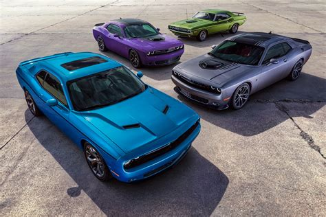 dodge brings back plum exterior color on 2016 challenger and charger