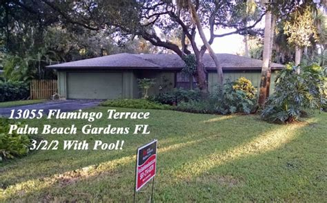 Sals Palm Gardens by 13055 Flamingo Terrace In Palm Gardens Fl For Sal