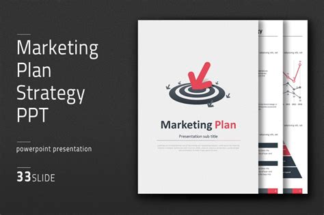 20 Marketing Presentation Template Ppt And Pptx Format Marketing Plan Template Powerpoint