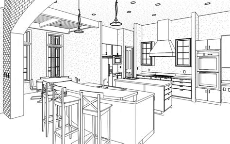 kitchen drawings architectural drawings for our new home