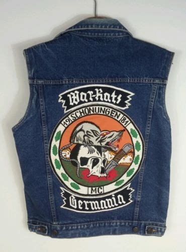 Motorcycle Apparel Germany by 25 Best Ideas About Harley Davidson Vest On