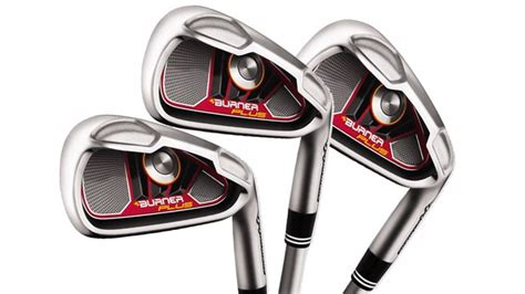 best mp burners taylormade burner plus irons golf club review youtube