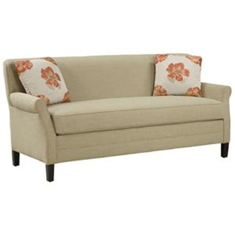 Sofa With One Cushion by Fairfield Sofa Accents Simple And Un Cluttered