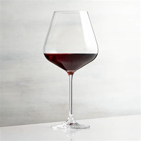 wine glasses hip wine glass crate and barrel