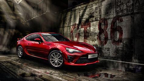 sports cars 2017 wallpaper toyota 86 sports car 2017 4k automotive