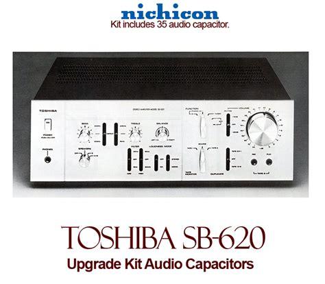 audio capacitor kit toshiba sb 620 upgrade kit audio capacitors